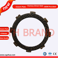 5 pieces clutch plate,TS16949 chongqing motorcycle parts,tOP Bajaj clutch plate