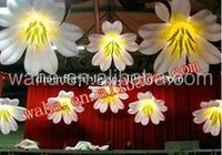 Factory Outlet giant inflatable flower decoration