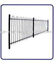 bow top fencing