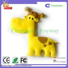 High quality customized popular pvc/resin souvenir fridge magnet