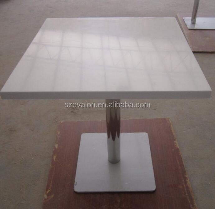 Table Supplier Artificial Stone Kindergarten Table And ChairCoffee - Restaurant table supplier