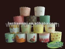 Printing Bakery Paper Muffin Cup