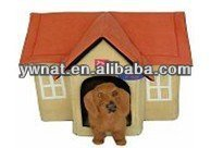 Comfortable small Inflatable Pet Beds dog Houses Pet carries Bag