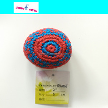 woven juggling balls Children's fitness ball Throwing toy ball