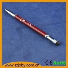 Jiangxin promotional female gift stylus touch pen