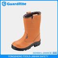Guardrite botas tácticas, S1P estándar de seguridad, cargador de la nieve