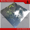mirror aluminum sheet / polished aluminum plate thickness 0.1mm-3mm
