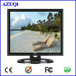 Specialized square 15 inch electronics lcd monitor
