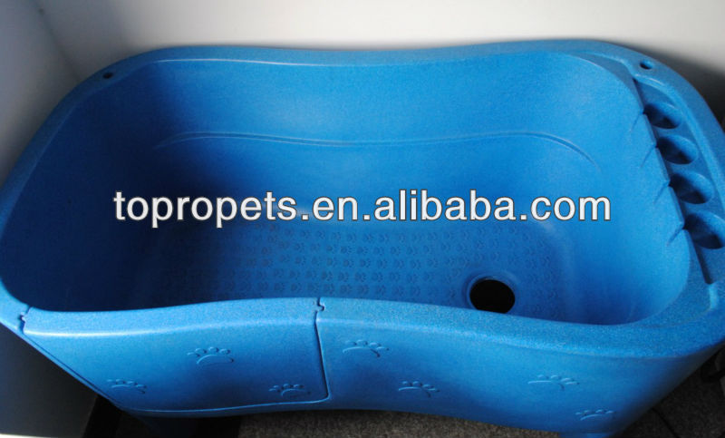 Vasca Da Bagno In Plastica : Cane da compagnia bagno vasca toelettatura animali da 1 bagno cane