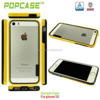 """PC+ TPU frame bumper case for iphone 5"""" case"""