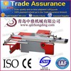 china wood machine saw cutting machine with saw blade, electric saw machine manufacturer