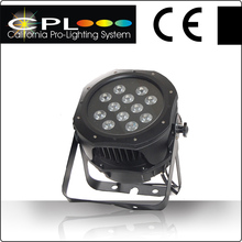 12x10W RGBW 4 in 1 Good Quality Aluminum outdoor concert stage lighting equipment
