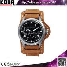 2015 Big Crown Black Dial Power Reserve Automatic Authentic Designer Men's Watch