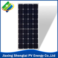 100W Monocrystalline Solar Panel with Best Material for Home System