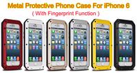 Factory price guangzhou phone accessory for iphone 6 4.7 dirt proof case