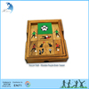 Promotional teenager brain teaser toys wooden puzzle game toys