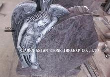 Bahama Blue granite Granite Tombstone & Vizag Blue Monument,Memorials,India blue Gravestone & orion heart Headstone