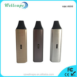 2016 Make in China high quality best selling Vax Mini cigarette electronic