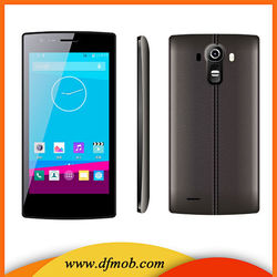 Mtk6572A 4.5 Inch Touch Screen 3G WIFI Dual Core GPS Android 4.4 Mobile Phones V23