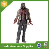 Hot Movie Wholesale Resin Zombie Action Figures for Sale