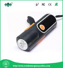 Digital AM FM Radio With Powerful LED Flashlights