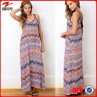 2015 Sexy Sleeveless Plus Size Maxi Dress Long Maxi Dress