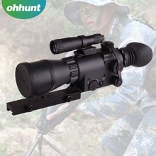 ATN Series Thermal Weapon Sight/ Night Vision Rifle Scope for Hunting Equipment