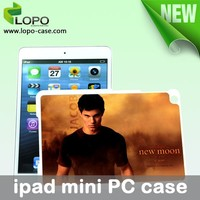Custom blank sublimation PC cases for IPAD MINI1/2/3