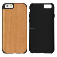 Slim Cell Phone Cover For iphone 6plus Case,Wooden Case For iphone 6 Plus, Bamboo For Iphone 6 Plus Case Custom