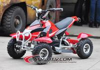 350w 36v kids electric quad bike mini atv ce