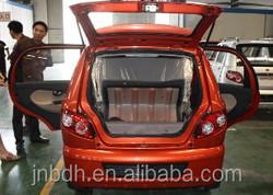 three wheel car newest design