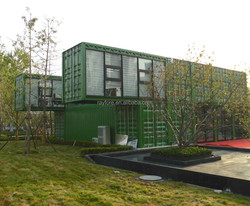 modular shipping container home/hotel/apartment for sale