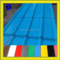 waterproof for shed zinc aluminium roofing sheets