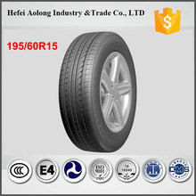 China well-known brand tyres, passenger car tire 195/60R15