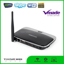 External Antenna android tv box rk3188 CS918 quad core android 4.4.2 tv box