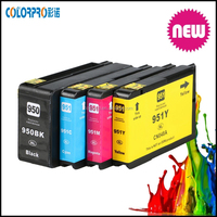 NEW! HOT! compatible ink cartridge for HP 950XL Black Ink Cartridge with show ink level chip