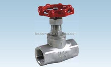 China Hot Sale and Best Price Stainless Steel Long Stem Gate Valve
