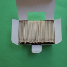 Good Quality Hot Sale Wooden/Bamboo Wedding Toothpicks In Box/ Bottle