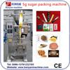 Shanghai manufacturers Vertical Automatic Granule form fill seal Machine