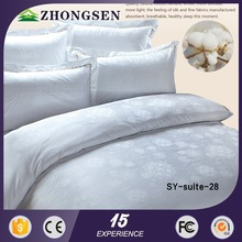 Brand Name Economic embroidery sequined bedding set