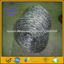 alambre de púas usado para la venta