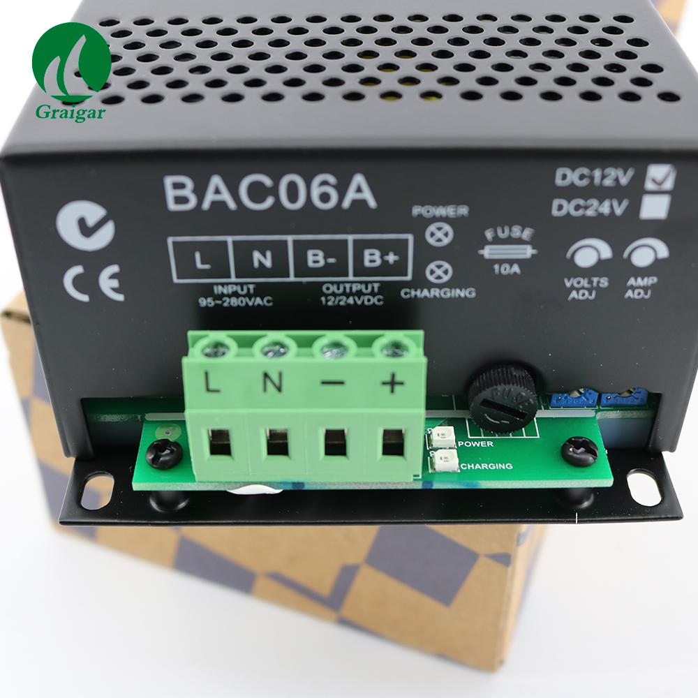 New Smartgen Battery Charger Bac06a-12v U002624v
