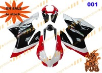 IN STOCK ON SALE 1199 Panigale 2012 13 Aftermarket ABS Injection Molding Fairing Bodykit Fairing Cover