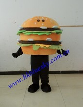 Custom Hamburger Mascot/Custom Hamburger Costume