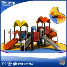 CE Standard 2014 Newest Funny Used Outdoor Kids Playground