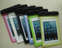 Waterproof cases pouch For ipad air 9.7 inch for apple ipad 2 3 4 cover for tablet 10 meters underwater diving bag