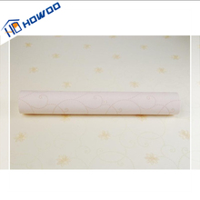 Howoo odorless pvc covering decorative bamboo wallpaper