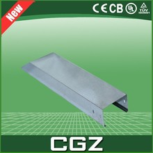 China's 2015 new new star stainless steel galvanized trough trough