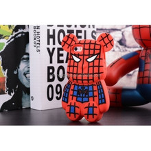 Different Styles of Gloomy Bear Anime Mobile Phone Case ( Spiderman)