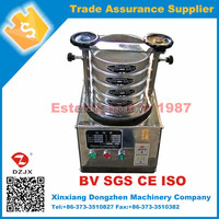 Vibration Testing Machine Usage and Electronic,0.37Kw Power Analysis Sieve Shaker
